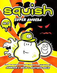 Squish A Series might hook them! There's a Book for That Titles with large boy appeal