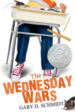 The Wednesday Wars  In the world of books: 25 boys who stand out There's a Book for That