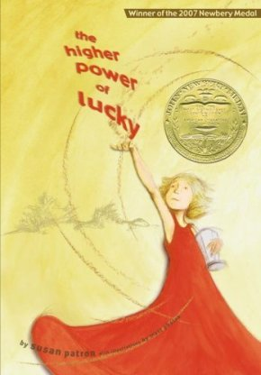 higher power of lucky Top Ten Tuesday: Ten dinner invitations I would accept in the world of MG and YA books