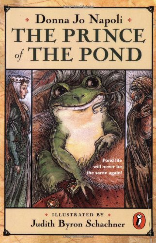 The Prince and the Pond Top Ten Tuesday: Ten Favourite Fairytale Retellings There's a Book for That
