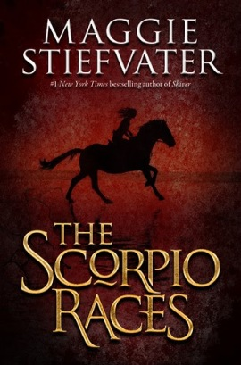 Scorpio Races  Ten MG and YA authors I read the most from There's a Book for That