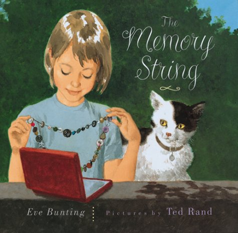 The Memory String Picture Books that explore Death and bereavement There's a Book for That