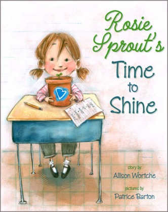 Rosie Sprout's Time to Shine Twenty Picture Books that capture the essence of childhood
