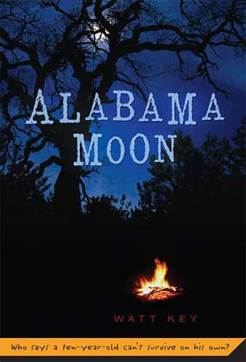 Alabama Moon  In the world of books: 25 boys who stand out There's a Book for That