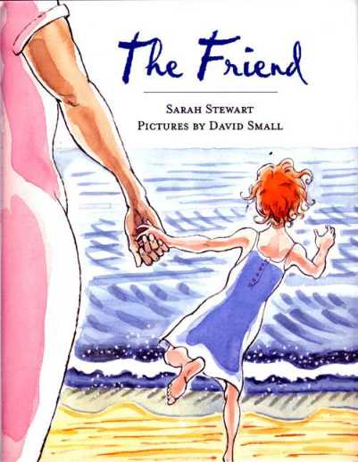 The Friend: A Connection Between Generations There's a Book for That