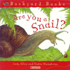 Backyard Books #NFPB2014 There's a Book for That