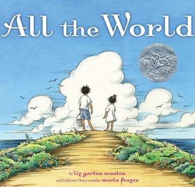 All-the-World Picture Books for New Parents: Building a beautiful collection There's a Book for That