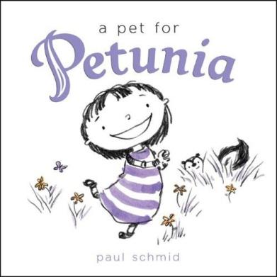 pet for petunia