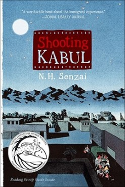 Shooting-Kabul-Senzai  In the world of books: 25 boys who stand out There's a Book for That