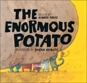 enormous potato