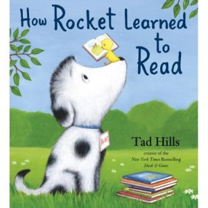 How-Rocket-Learned-to-Read-by-Tad-Hills