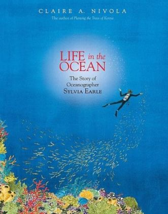 Life in the Ocean NFPB 2014 The Mysteries of the Underwater World There's a Book for That