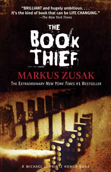 The Book Thief #IMWAYR It's a Book for That