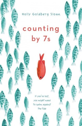 Counting by 7s #IMWAYR There's a Book for That