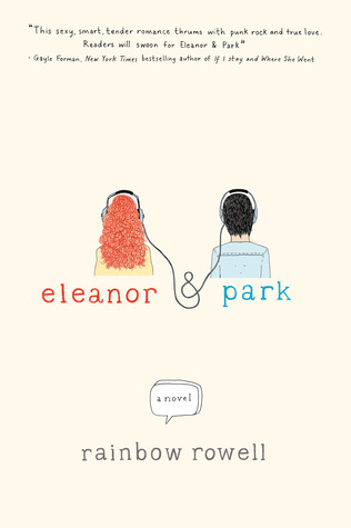 Eleanor and Park Favourites of 2013 There's a Book for That