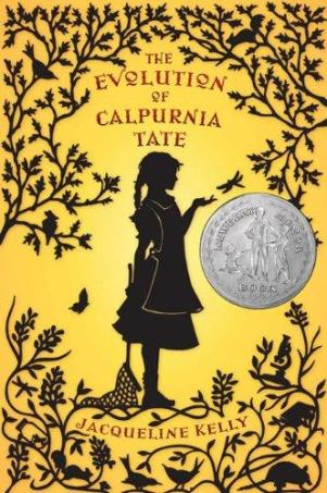Evolution-of-Calpurnia-Tate In the world of books: 25 girls who stand out There's a Book for That