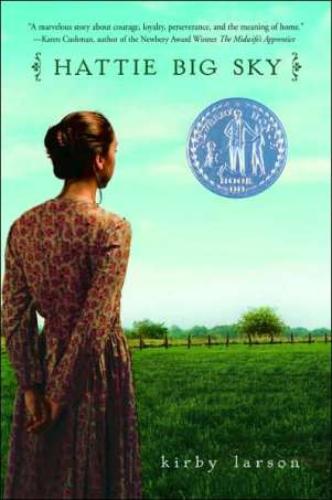 hattie-big-sky In the world of books: 25 girls who stand out There's a Book for That