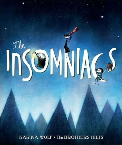 insomniacs cover