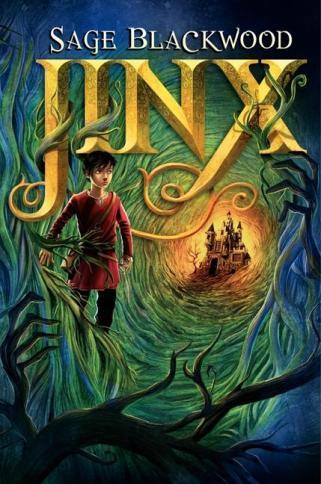 Jinx - Book club title