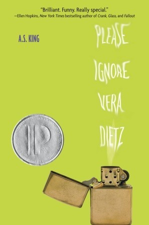 Please Ignore Vera Dietz In the world of books: 25 girls who stand out There's a Book for That