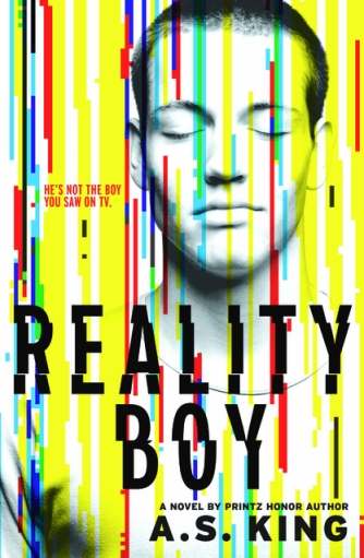 Reality Boy #IMWAYR There's a Book for That
