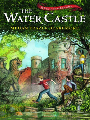The Water Castle It's Monday! What are you Reading? There's a Book for that