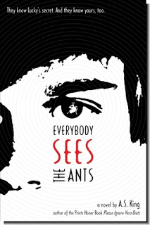 Everybody Sees the Ants  In the world of books: 25 boys who stand out There's a Book for That