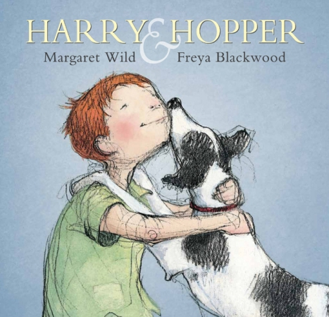 Harry and Hopper Picture Books that explore Death and bereavement There's a Book for That