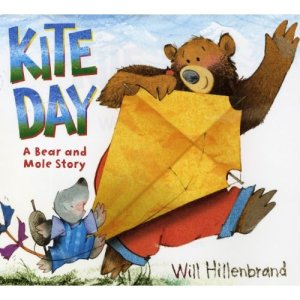 Kite Day - It's Monday