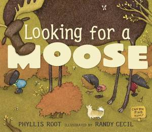 Looking for a moose - It's Monday