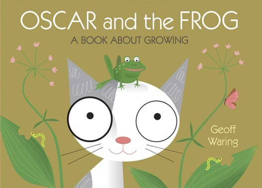 Oscar and the Frog:  Start with Science The Oscar Books