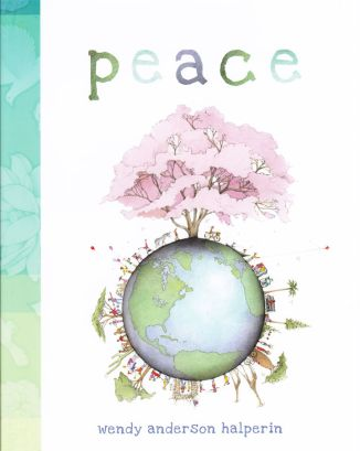 peace book cover