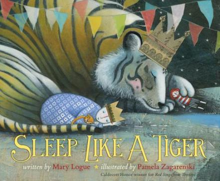 Sleep Like a Tiger Picture Books for New Parents: Building a beautiful collection There's a Book for That