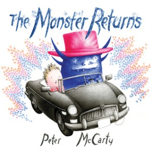 The Monster Returns - It's Monday!