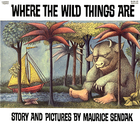 Wild Thing! There's a Book for that!