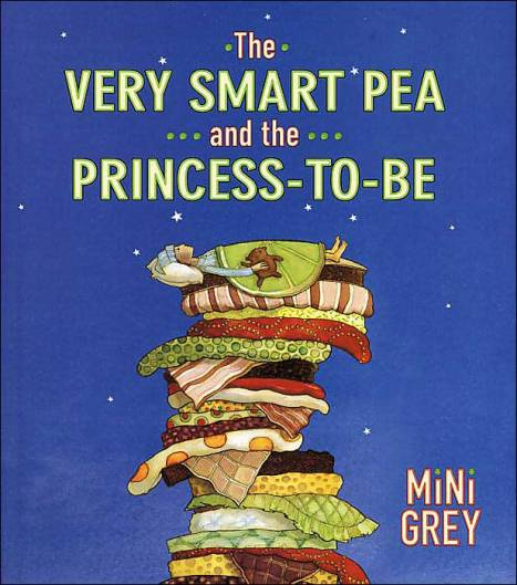 Princesses and Hidden Peas - There's a Book for That