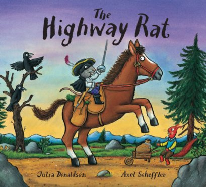 The Highway Rat It's Monday! What are you Reading? There's a Book for that