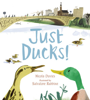 Just Ducks! It's Monday! What are you Reading? There's a Book for That