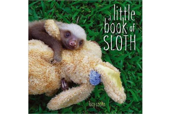 a little book of sloth There's a Book for That It's Monday What are you Reading?