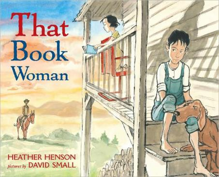 That Book Woman  Because Good Little Books Must be Shared; celebrating books about #booklove There's a Book for That