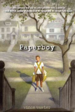 Paperboy  In the world of books: 25 boys who stand out There's a Book for That