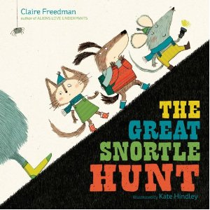 The Great Snortle Hunt - There's a Book for That It's Monday What are you Reading?