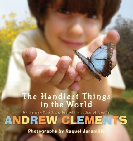 The Handiest Things in the World Nonfiction Picture Book Wednesday There's a Book for That