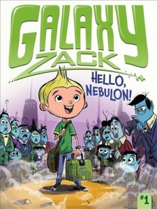 Hello Nebulon! A Series might hook them! There's a Book for That Titles with large boy appeal