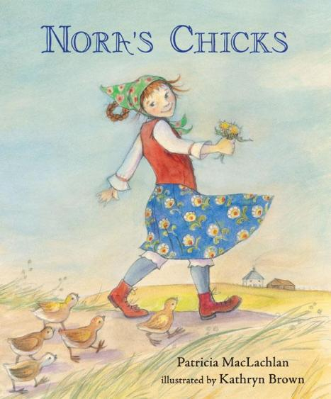 Nora's Chicks There's  a Book for That