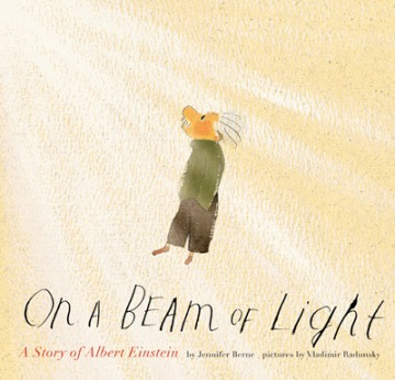 On a Beam of Light NF Picture Book Favourites of 2013 There's a Book for That