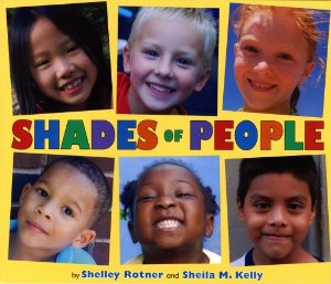 Shades of People Nonfiction Picture Book Wednesday There's a Book for That