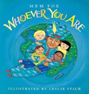 Whoever-you-are Nonfiction Picture Book Wednesday There's a Book for That