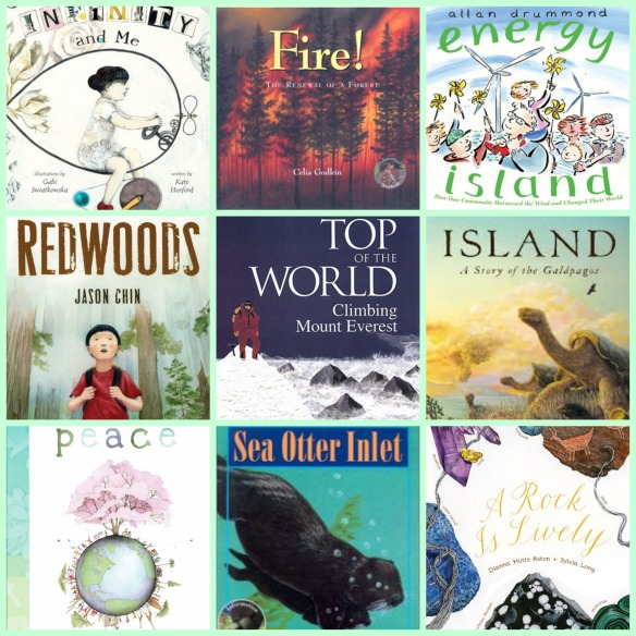 The World Around us Wonder Inducing NonFiction Read Alouds There's a Book for That