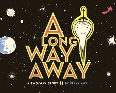 a long way away #IMWAYR There's a Book for That